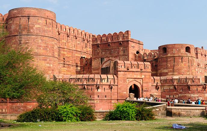 Jaipur – Agra