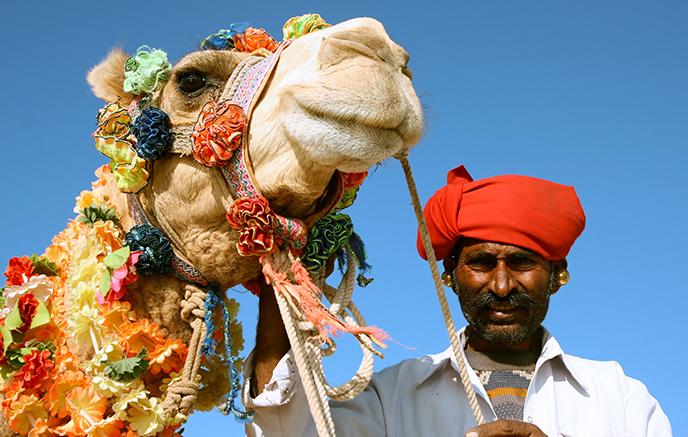 Jaisalmer – le Thar