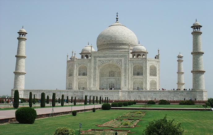 Agra – Delhi