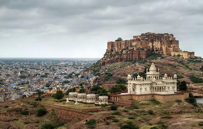 Delhi – Jodhpur