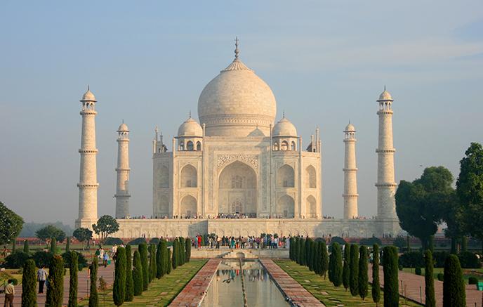 Agra – Gwalior