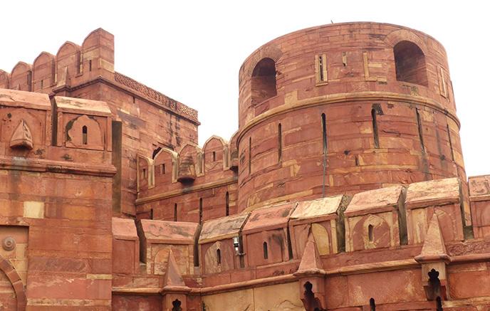 Delhi – Agra