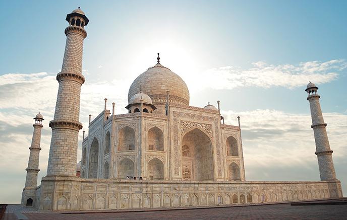 Agra– Orchha