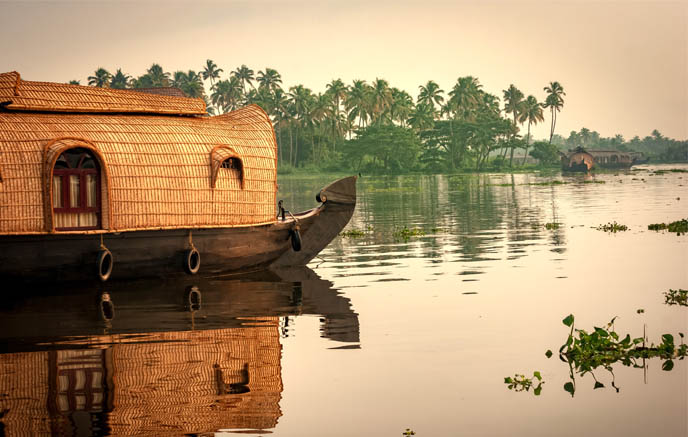 Backwaters  - House Boat