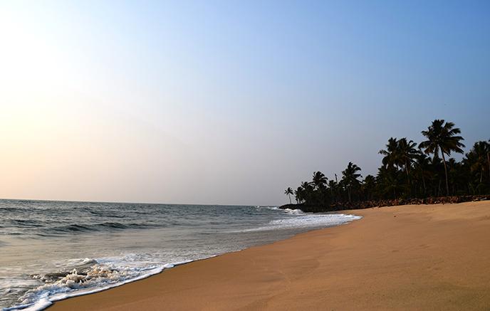 Backwaters – Marari Beach