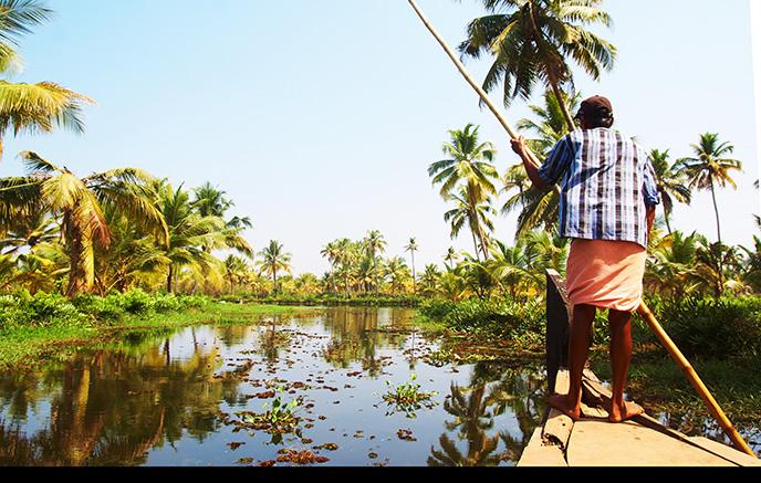 Région des Backwaters