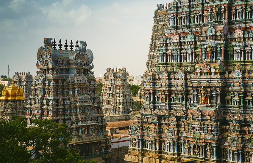 Authentisches Tamil Nadu