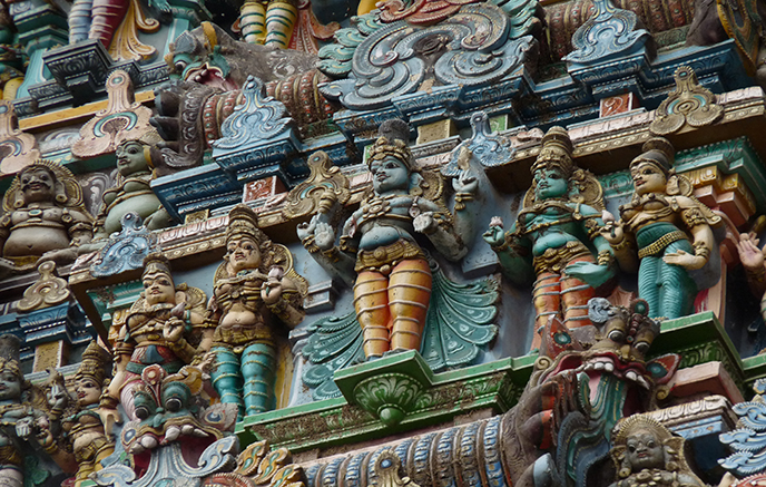 Chettinad – Madurai