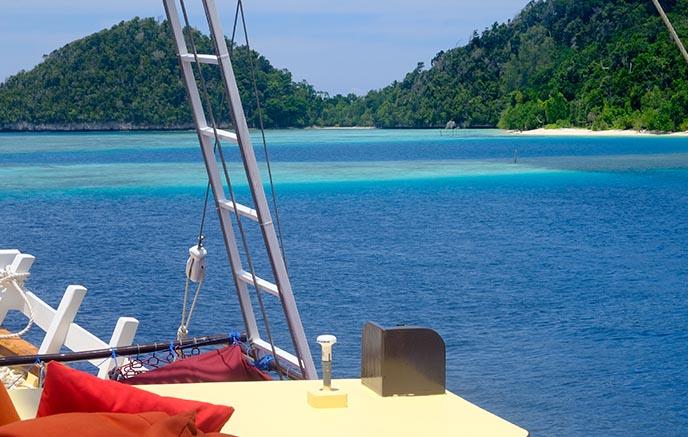 Yanbuba – Wayag Archipelago