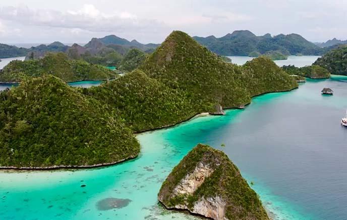 Wayag Archipelago