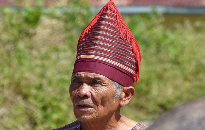 île de Samosir - Medan