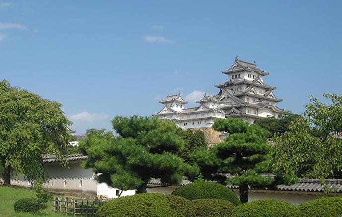 Miyajima - Himeji - Kyoto