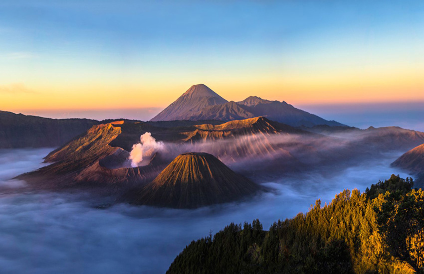 Sumatra Urlaub, Java & Bali