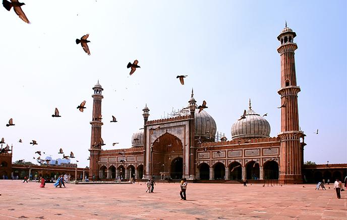 Leh – Delhi