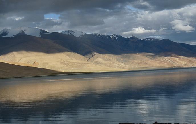 Leh – Lac Tso Moriri