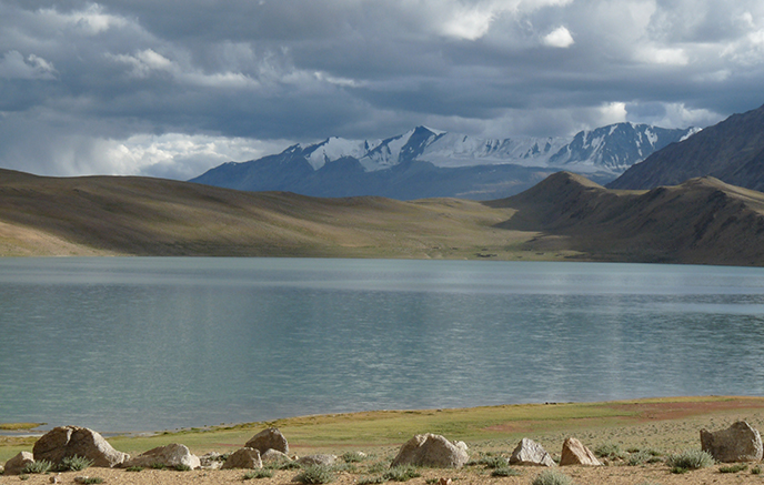 Lac de Tso Kar – Lac de Tso Moriri