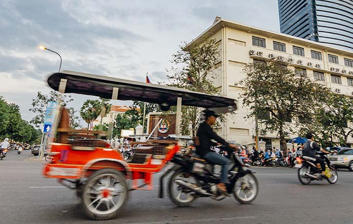 Battambang - Phnom Penh