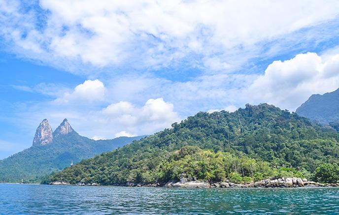 Insel von Tioman
