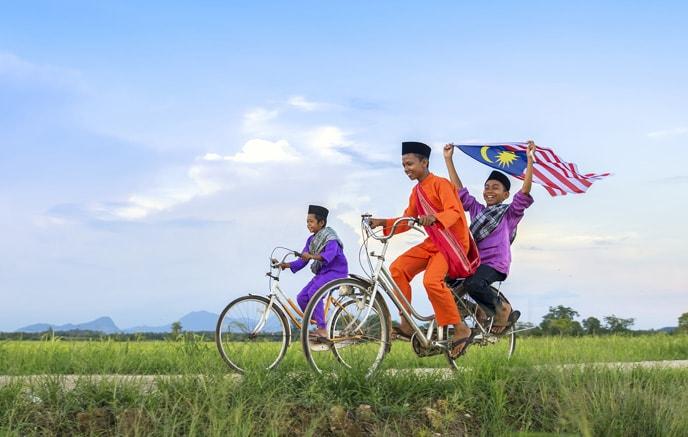 La Malaisie en liberté