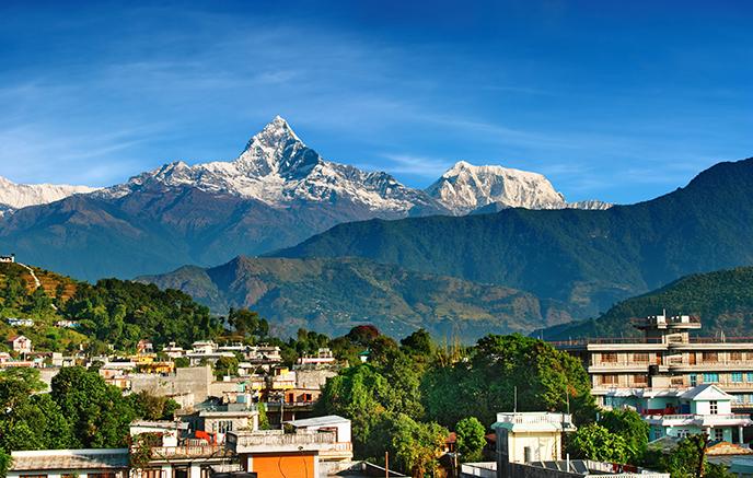 Pothana – Pedhi - Pokhara
