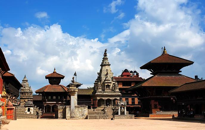 Aéroport de Katmandou – Patan