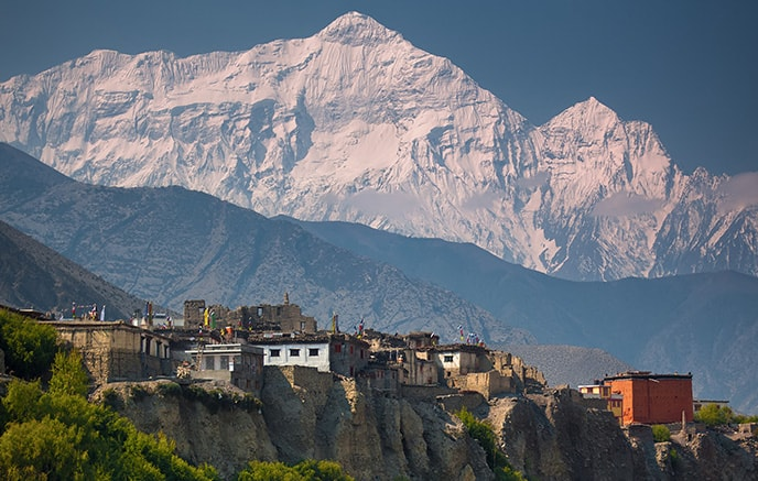 Pokhara - Kagbeni