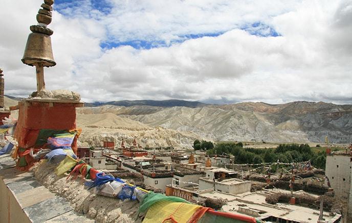 Dhakmar- Lo Manthang