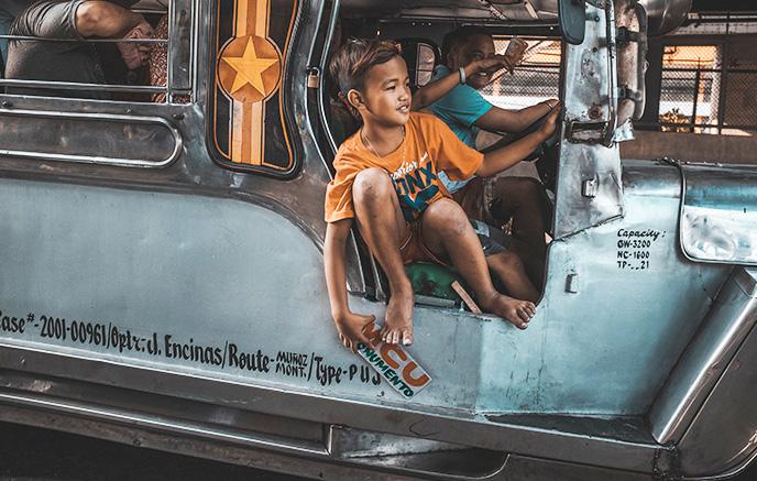 El Nido – Manille via aéroports