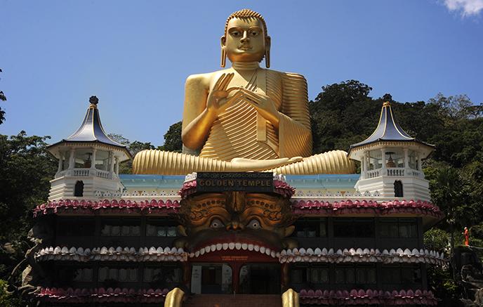 Kandy – Sigiriya