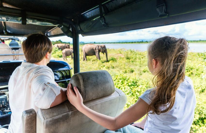 Voyage en famille au Sri Lanka en été