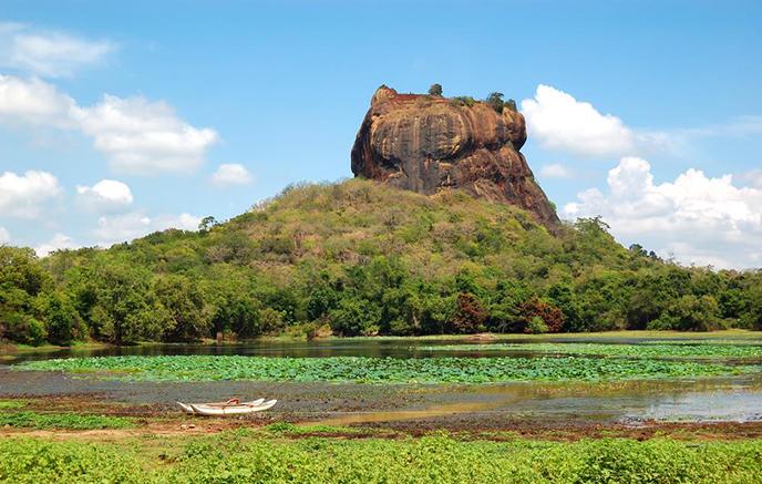 Sigiriya–Kandy