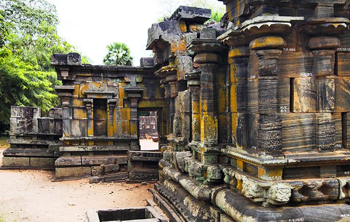Sigiriya–Polonnaruwa– Sigiriya