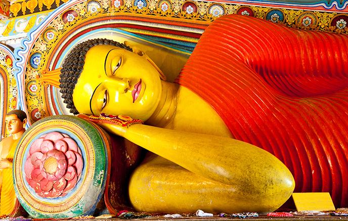 Anuradhapura et alentour