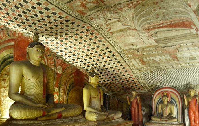 Kandy–Sigiriya