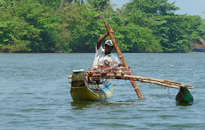Negombo – Kitulgala