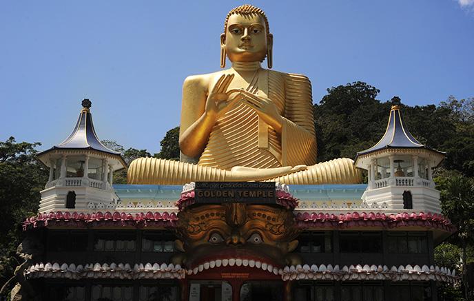 Kandy– Sigiriya