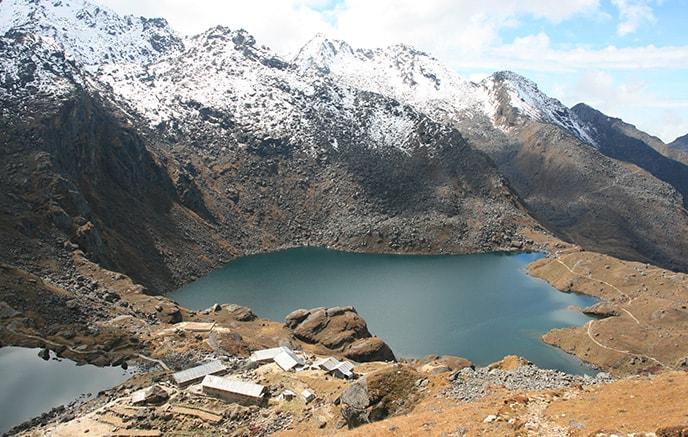 Laure Binayak- Gosainkund (4100m)