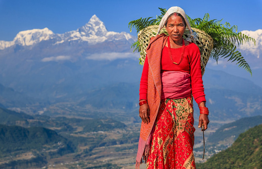 Trek et rencontres en Annapurna
