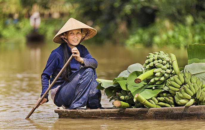 Can Tho - Hô Chi Minh Ville