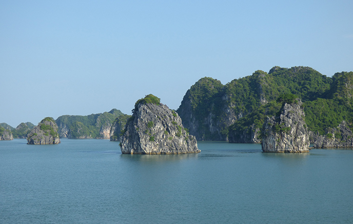 Ninh Binh - Baie d'Halong