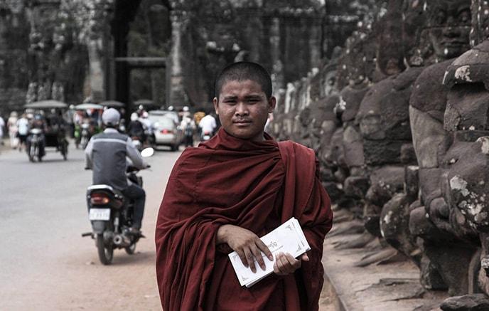 Luang Prabang –Siem Reap
