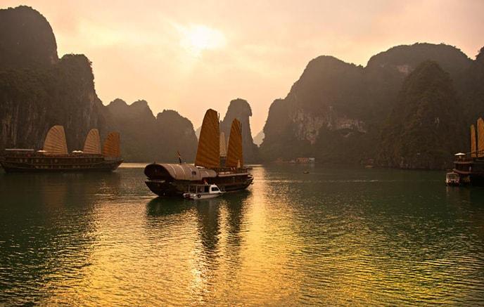 Hanoi – Baie d'Halong