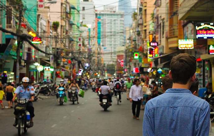 Can Tho - Ho Chi Minh