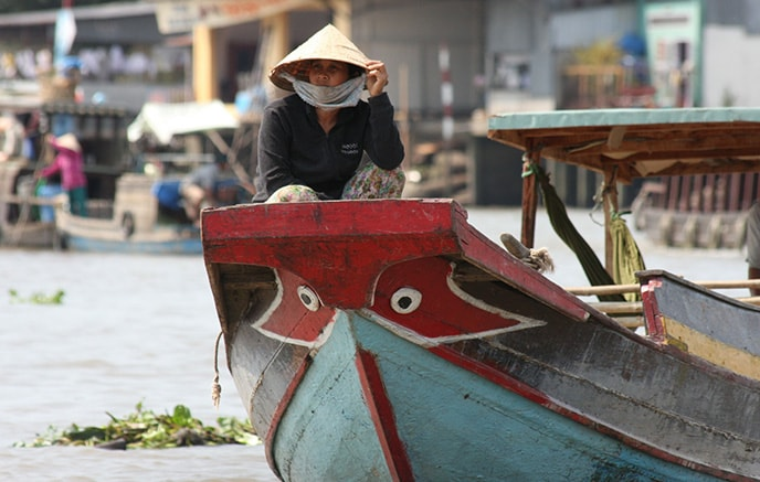 Hoi An - Da Nang - Can Tho