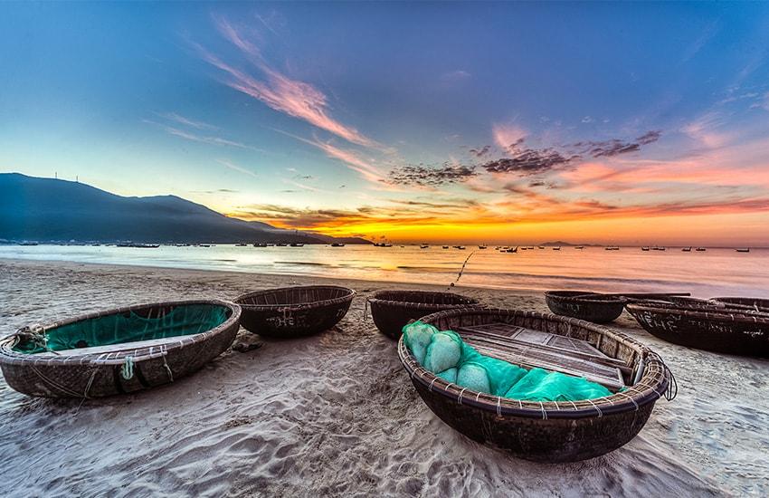 Vietnam Rundreise mit Baden