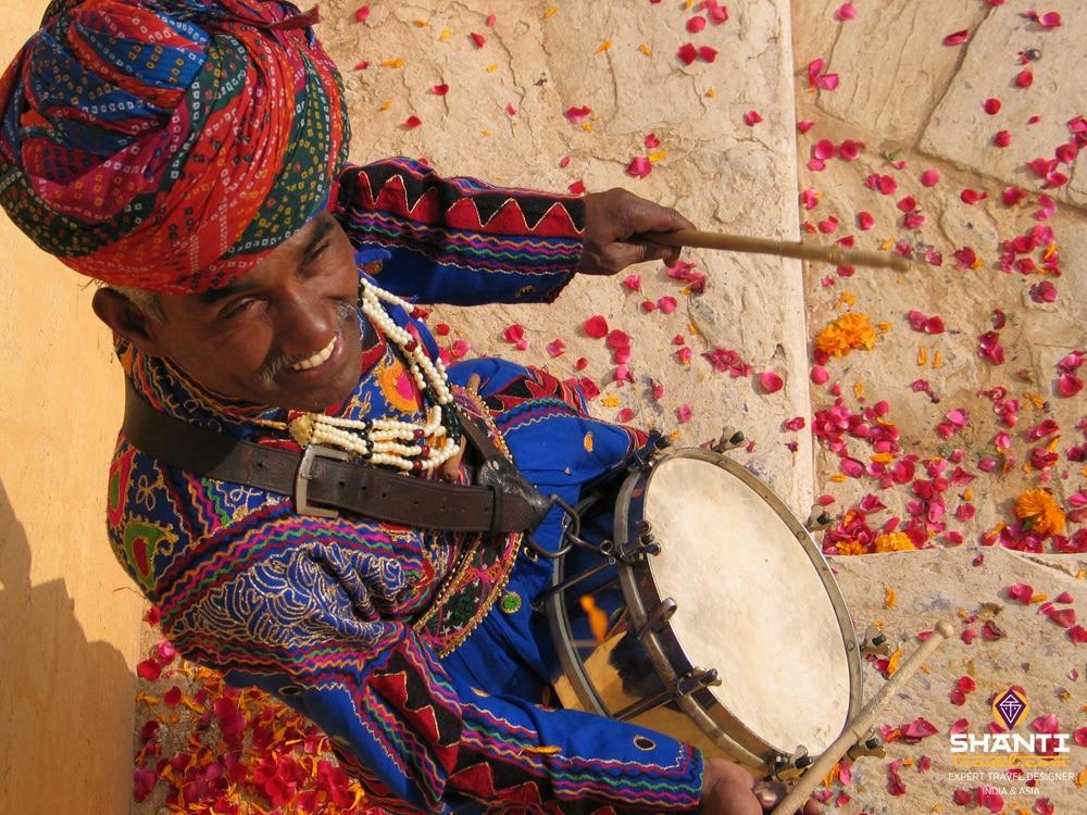 Musicien à Jodhpur
