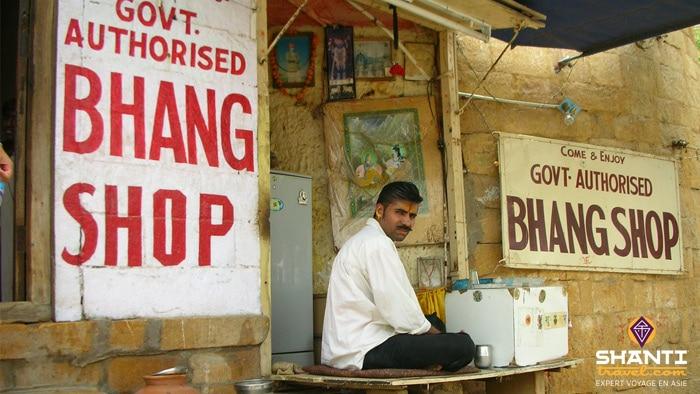 Bhang Lassi