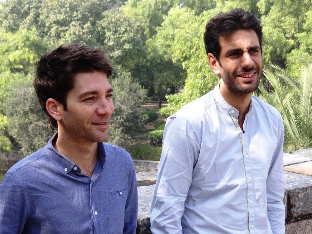 Alex Le Beuan & Jérémy Grasset
