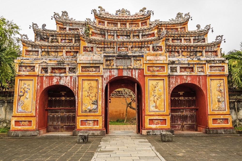 Ancienne capirale Hué