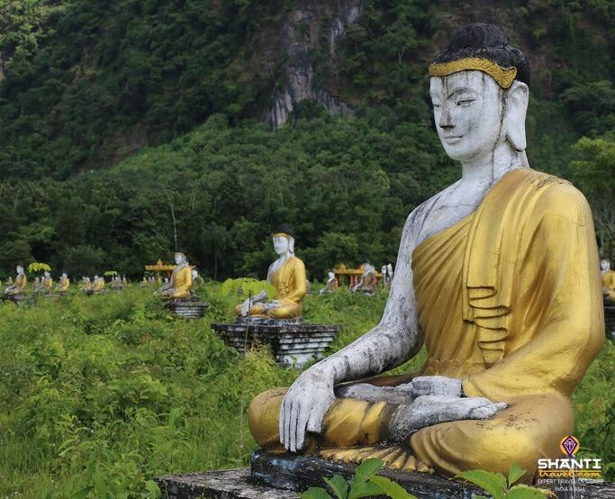 visit hpa an in myanmar
